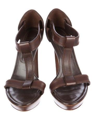 Wood Sandals