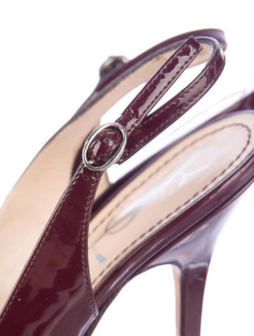 Tribute Two Slingback Pumps