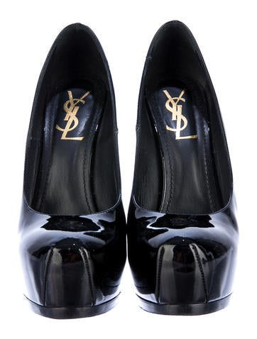 Tribute Two Pumps