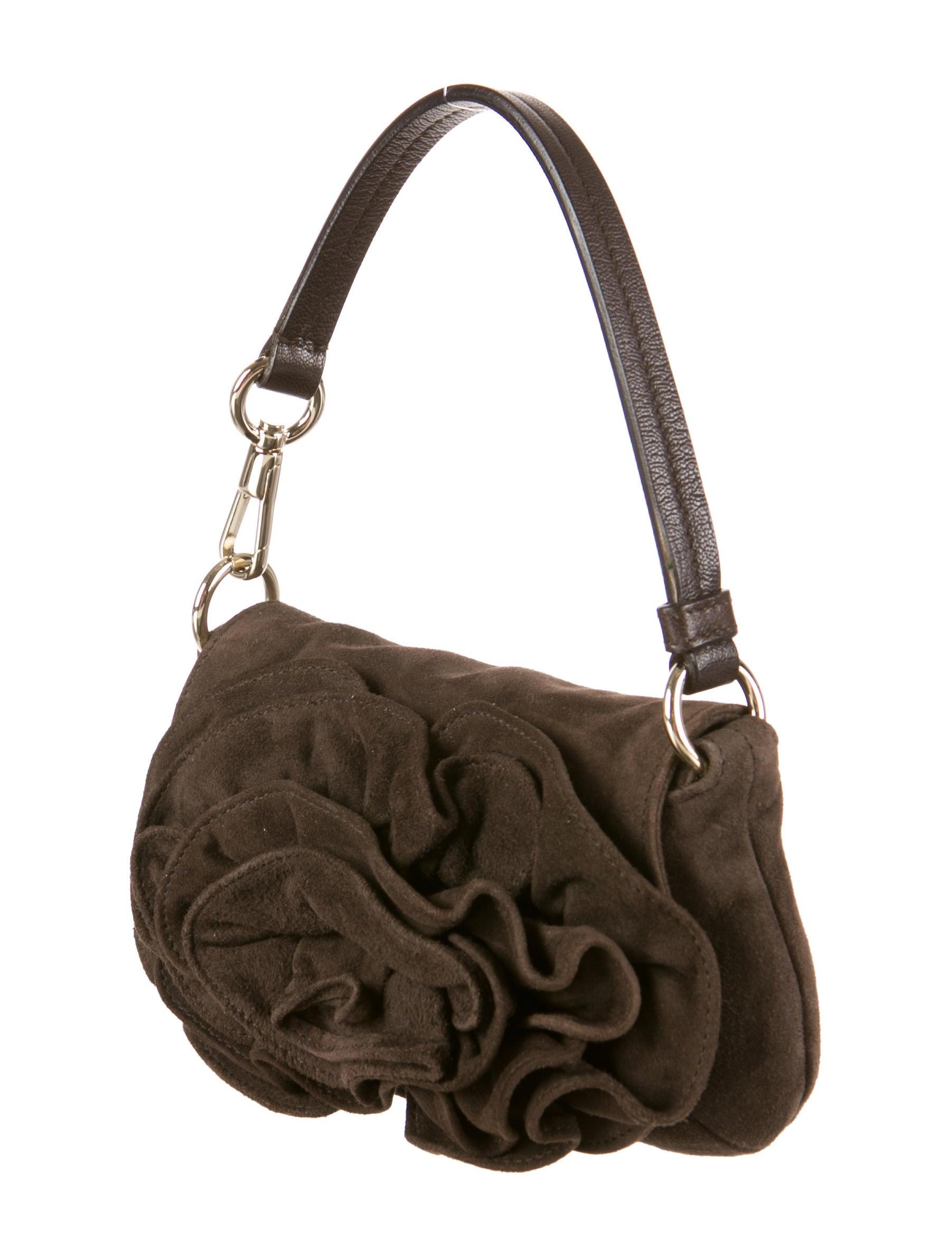 Yves Saint Laurent Handle Bag - Handbags