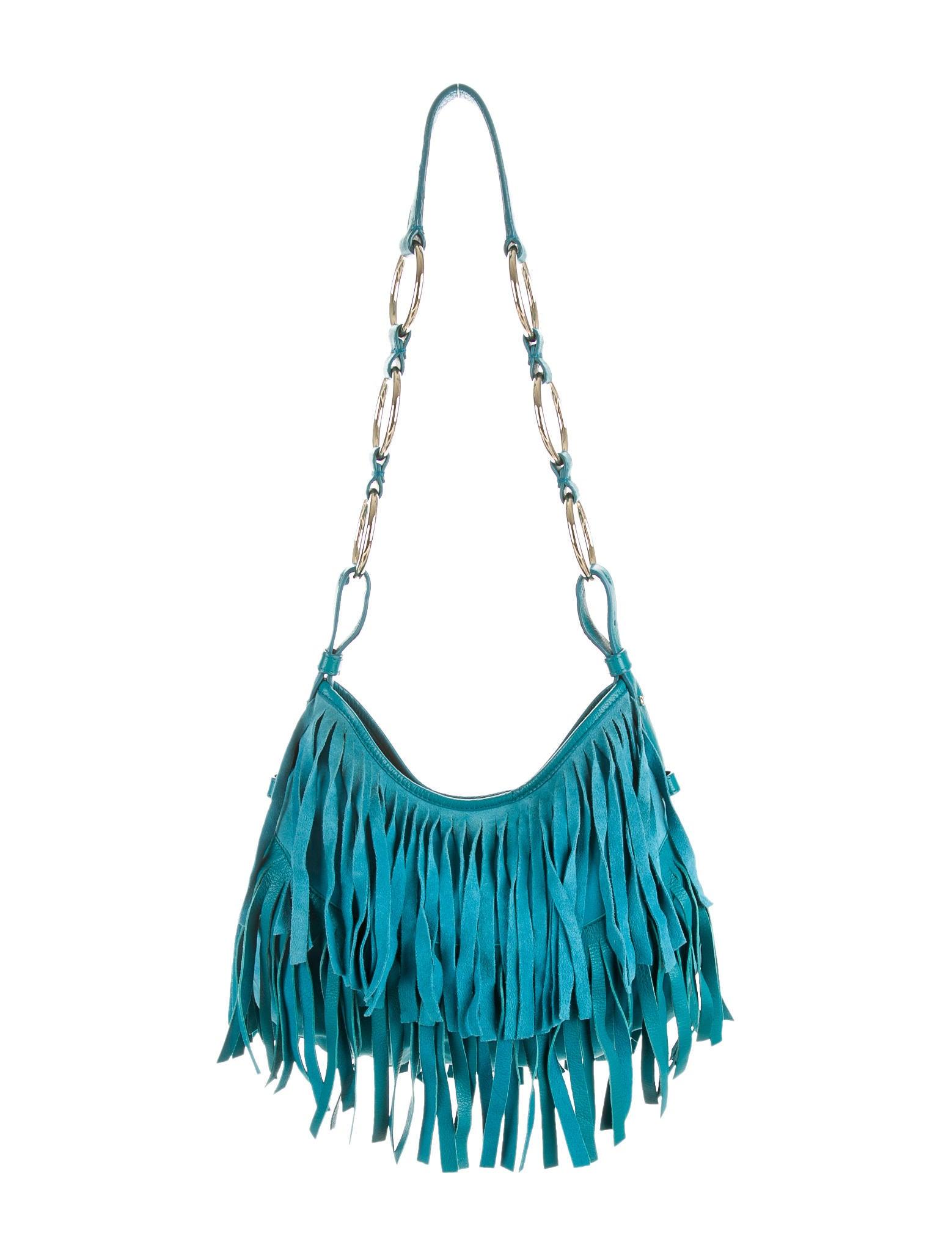 22a55b2bd3 Yves Saint Laurent La Boheme Hobo - Handbags - YVE36911 | The RealReal