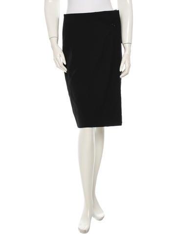 Yves Saint Laurent Skirt None