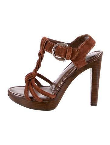 Suede Sandals s