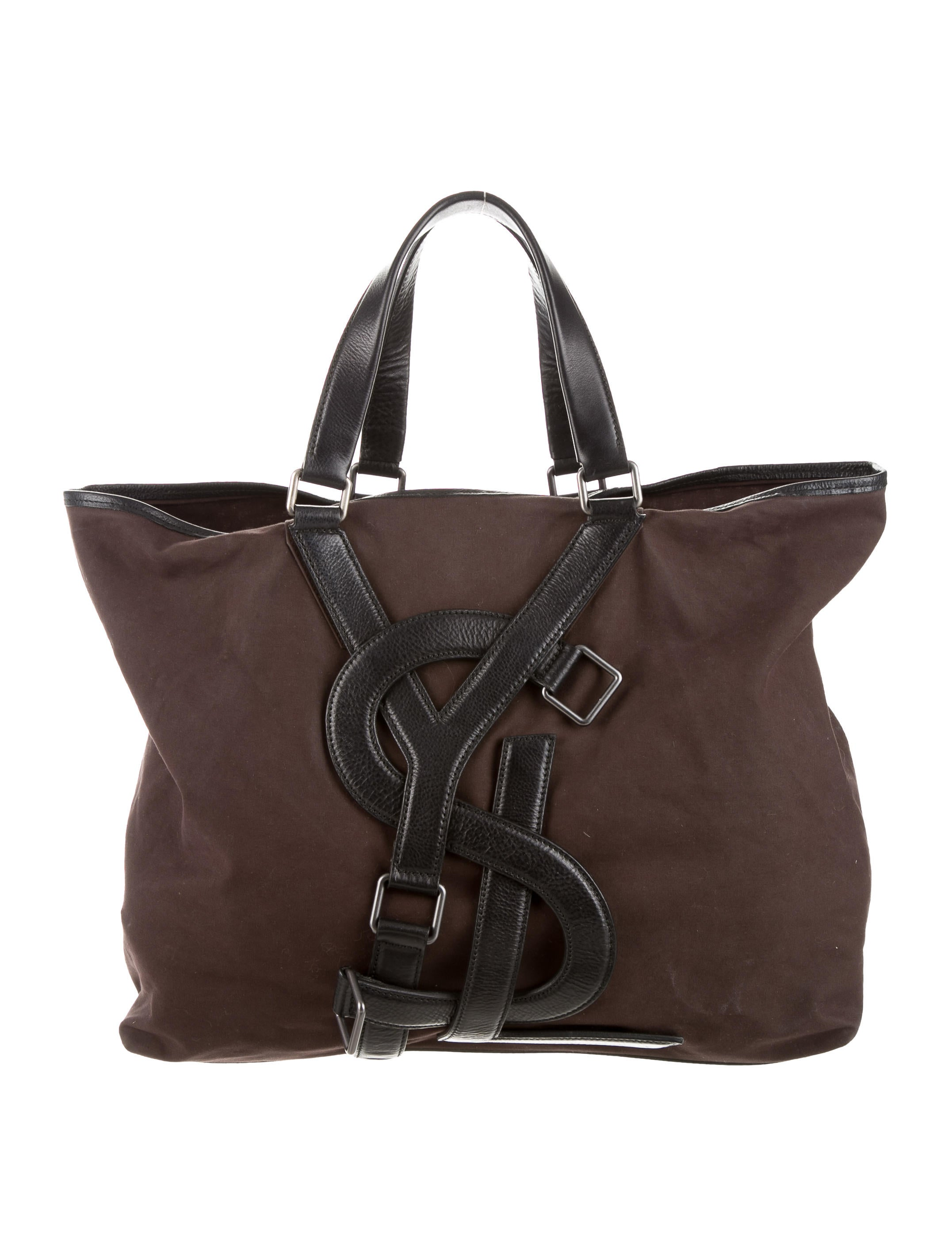 ac7d669fb6 Yves Saint Laurent Vavin Tote - Handbags - YVE45715