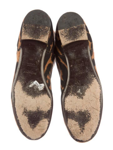 Leopard Knee-High Boots