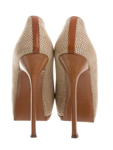 Woven Tribute Two Pumps