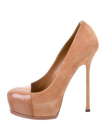 Tribute Two Platform Pumps