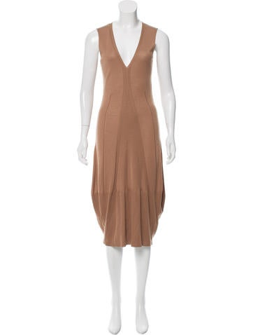 Yves Saint Laurent Cashmere Sweater Dress w/ Tags None