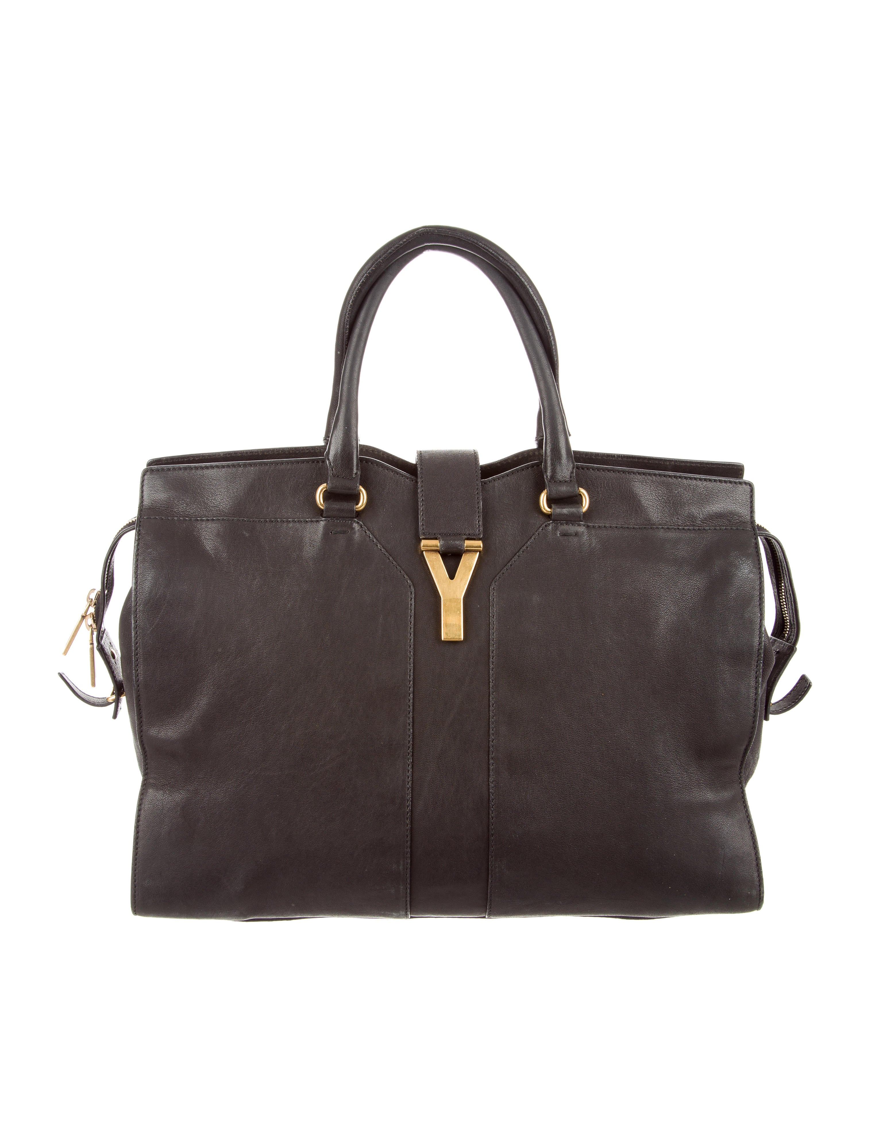Yves Saint Laurent Cabas Chyc Bag - Handbags