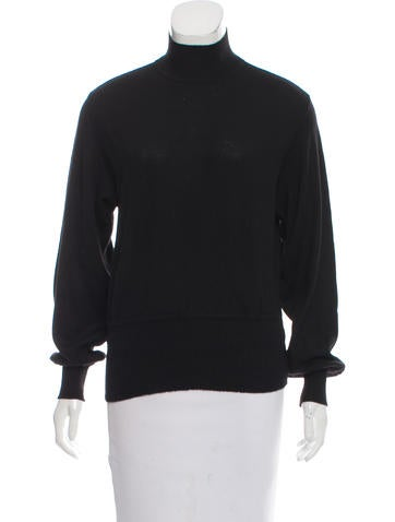 Yves Saint Laurent Wool Knit Sweater None