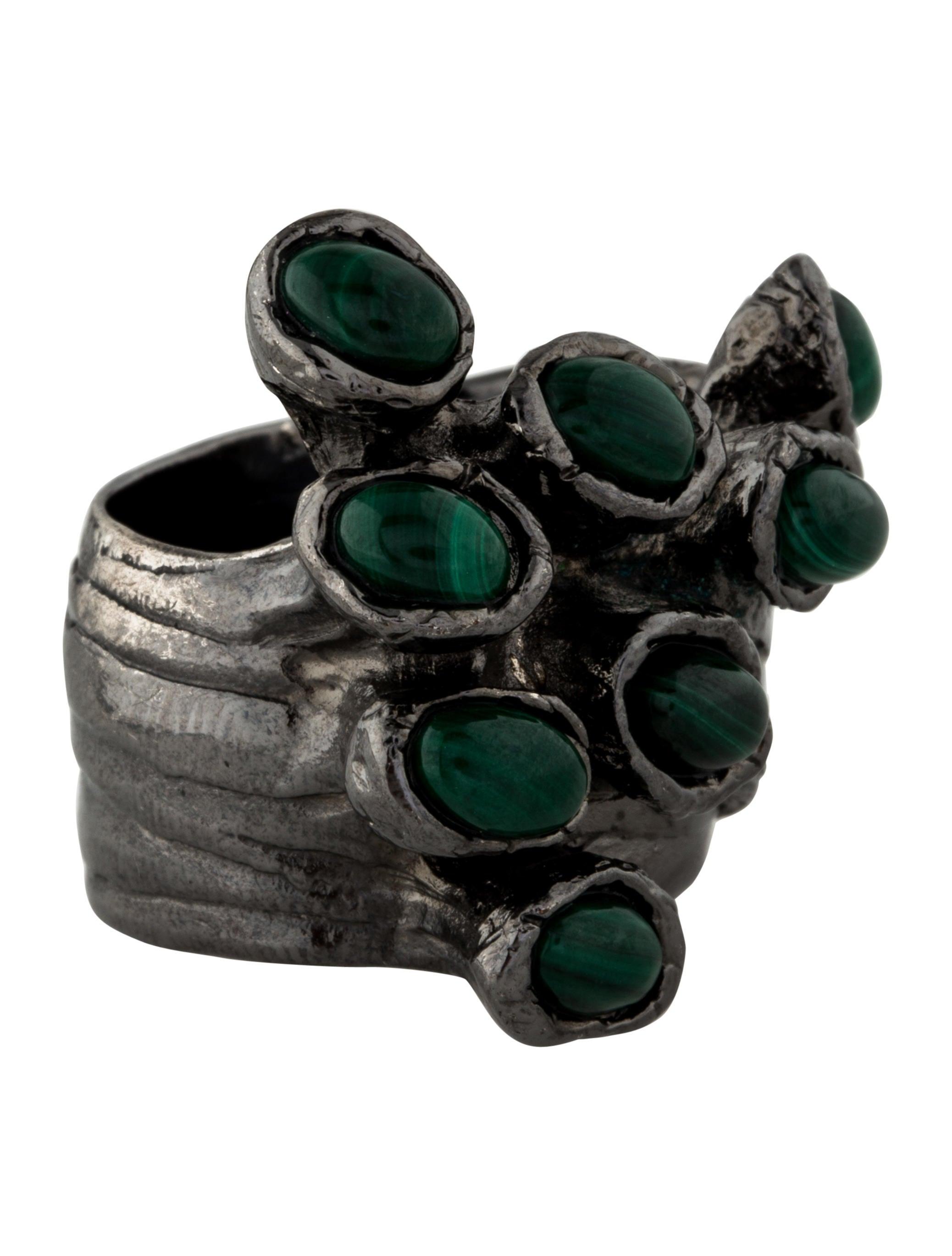 Yves Saint Laurent Arty Dots Ring - Rings