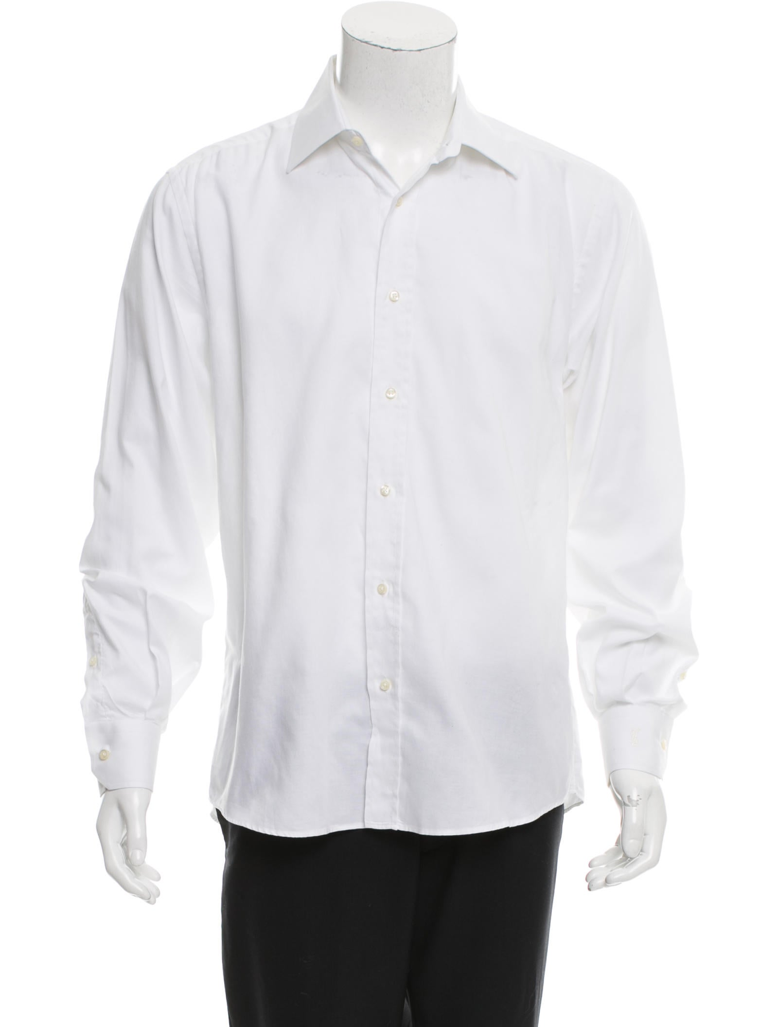 Yves Saint Laurent Button Up Shirt Clothing Yve69888