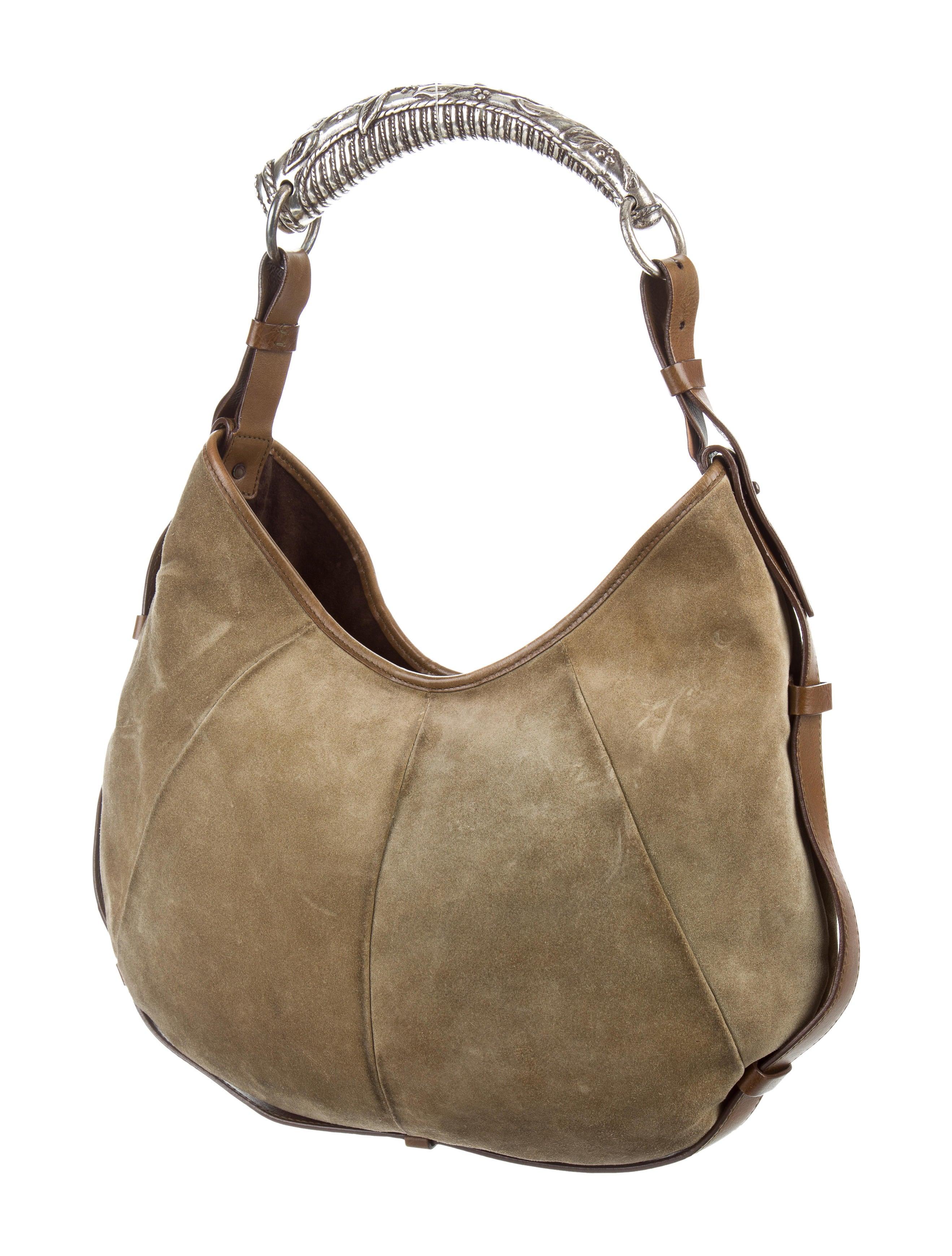 Yves Saint Laurent Mombasa Shoulder Bag - Handbags - YVE69923  286a5d393b640