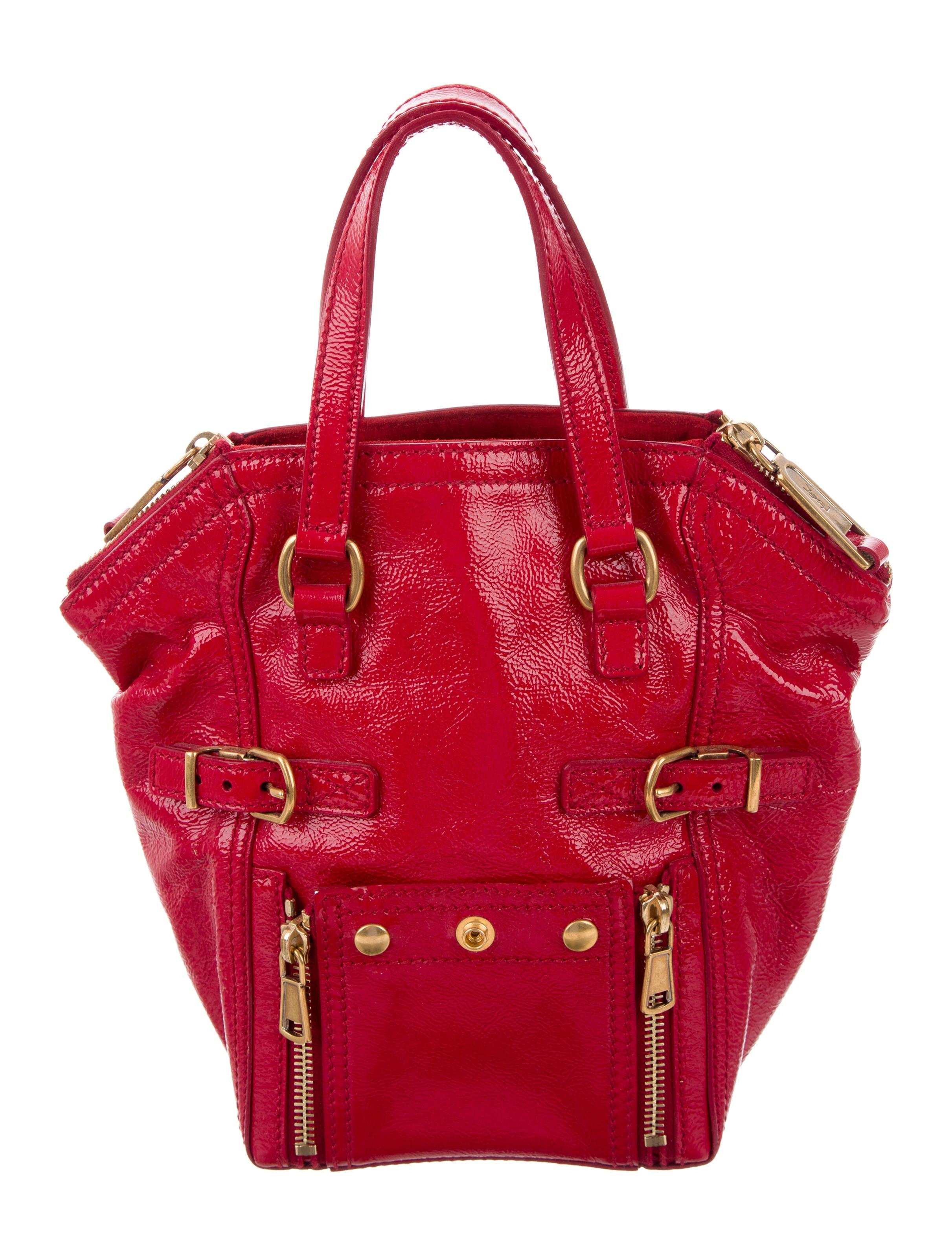 ba57e0b1fc2 Yves Saint Laurent Mini Downtown Tote - Handbags - YVE71003 | The ...