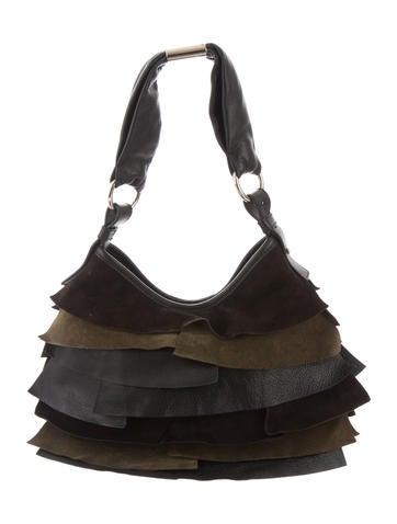 3def543440 Yves Saint Laurent Small St. Tropez Bag - Handbags - YVE78242