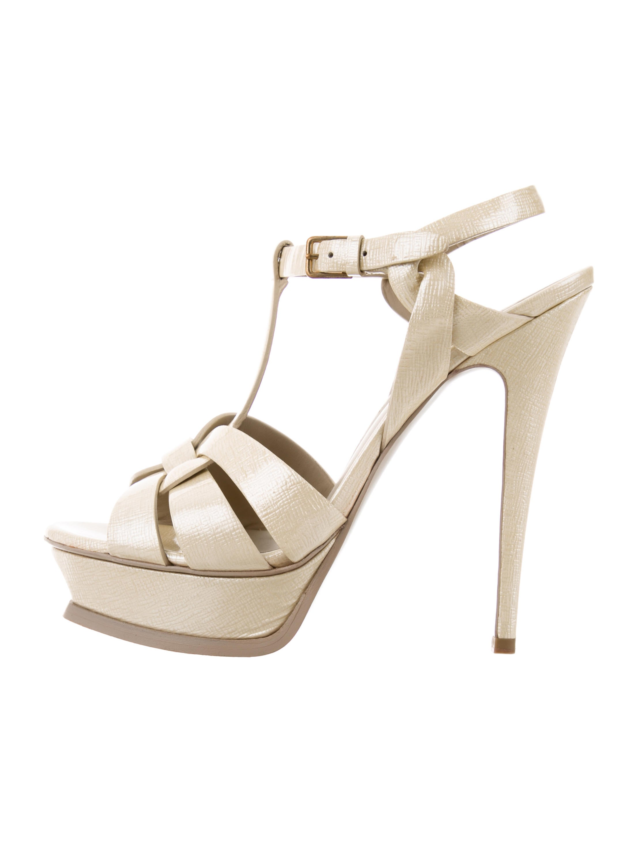 1f29bd17ae8 ... best price yves saint laurent tribute platform sandals. tribute  platform sandals 800a2 4cfb1