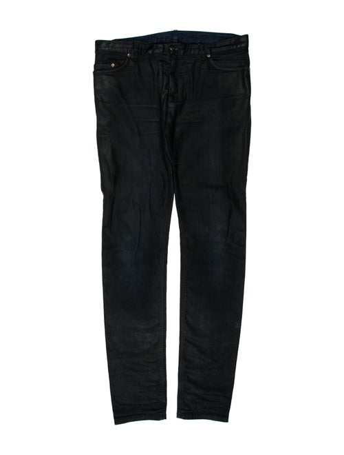 65e86c3c7eb Yves Saint Laurent Wax Skinny Jeans - Clothing - YVE85083 | The RealReal