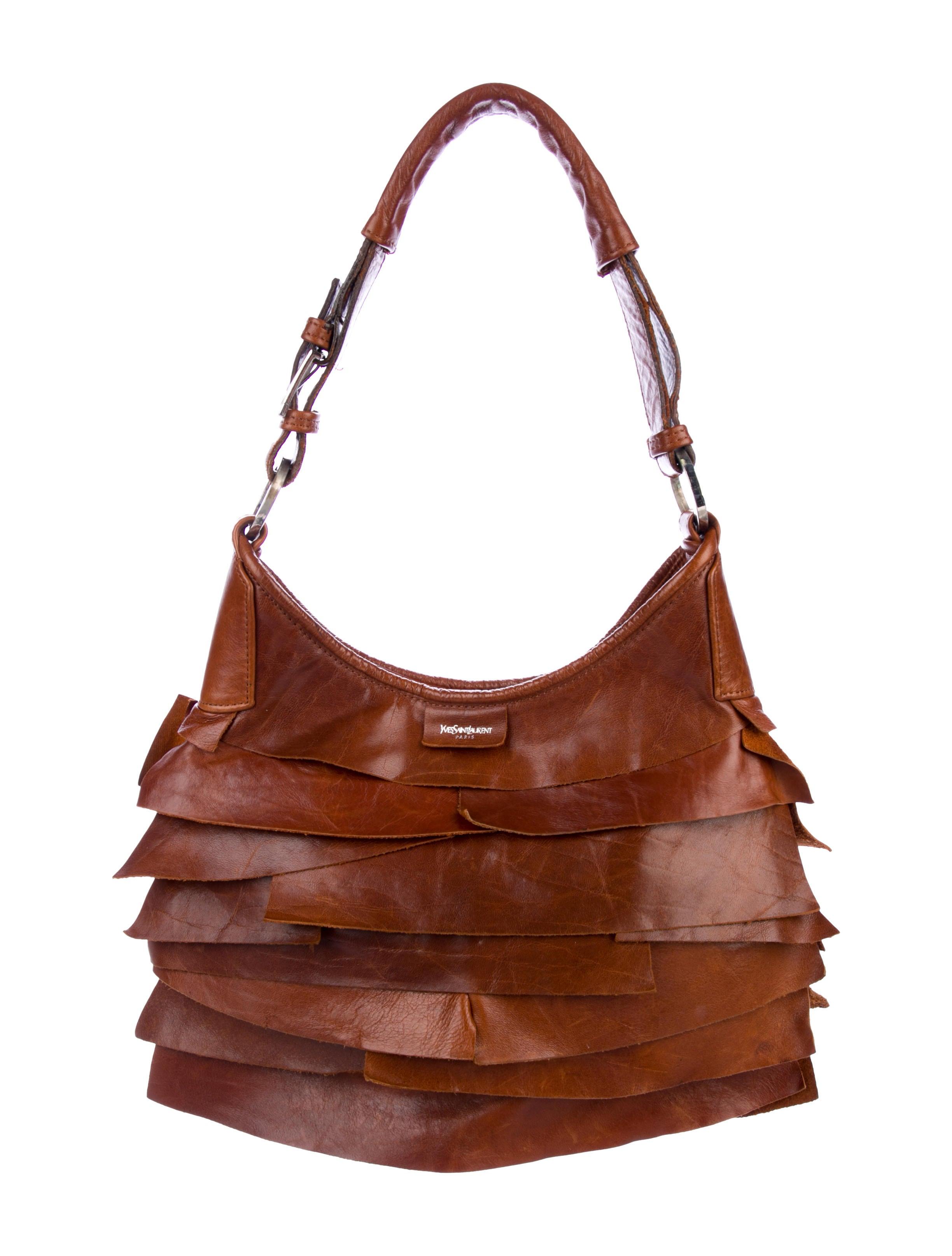 6ca0c6300b4d9 Yves Saint Laurent St. Tropez Bag - Handbags - YVE86451