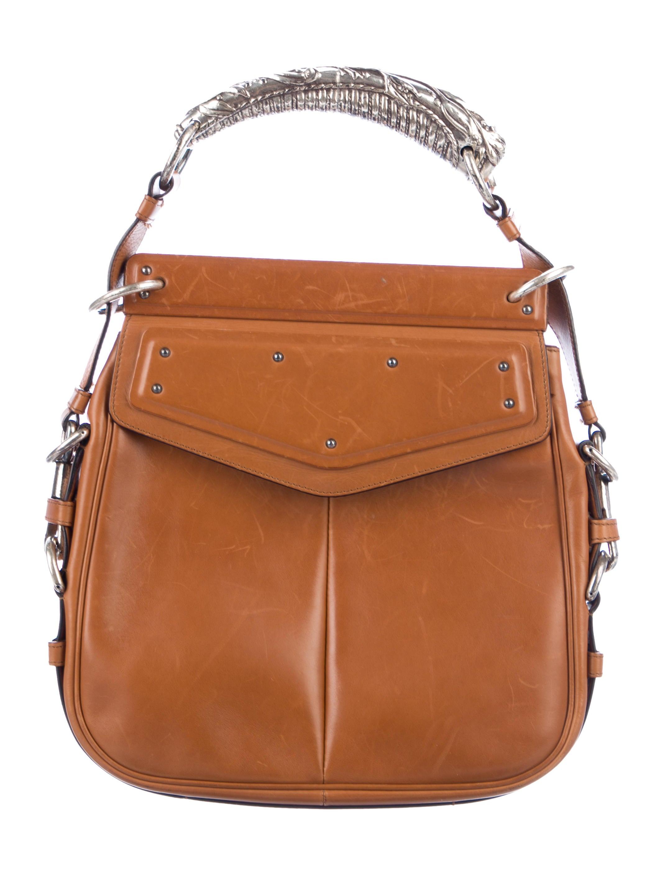 fa062a94c0dd Yves Saint Laurent Mombasa Flap Bag - Handbags - YVE87322