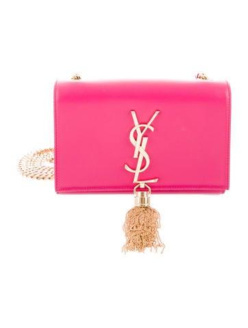 c6c7bc41ba6e Yves Saint Laurent. Small Kate Tassel Bag