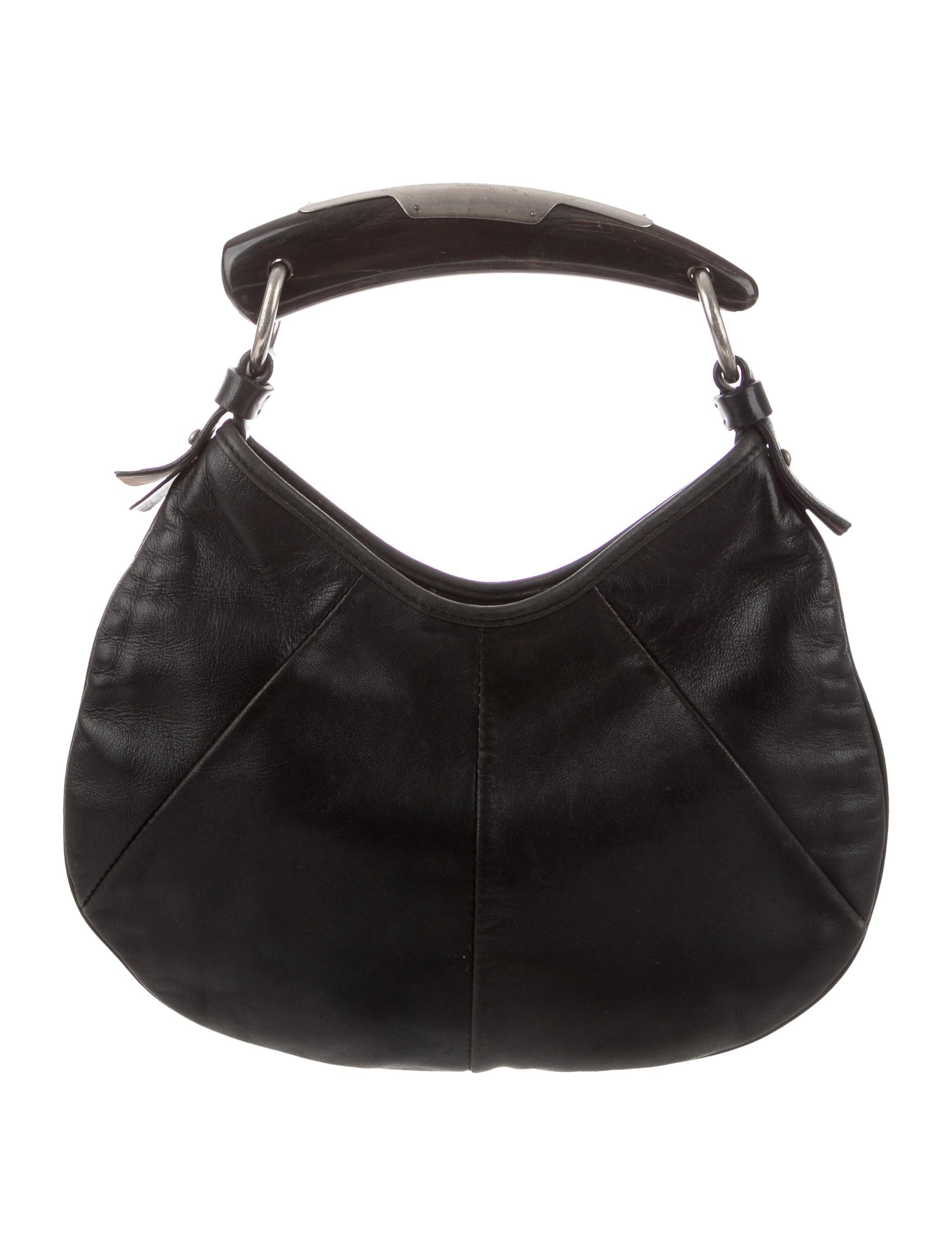 b6352b8cacc9 Yves Saint Laurent Mini Mombasa Bag - Handbags - YVE96910