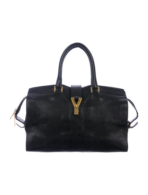 60c5c32b02cb Yves Saint Laurent Medium Cabas Chyc Tote - Handbags - YVE98424 ...
