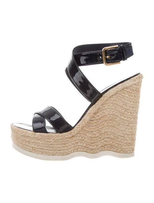 1688b559d Yves Saint Laurent Saint Malo Espadrille Wedges - Shoes - YVE99116 ...