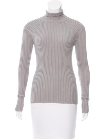 Zac Posen Cashmere Knit Sweater w/ Tags None