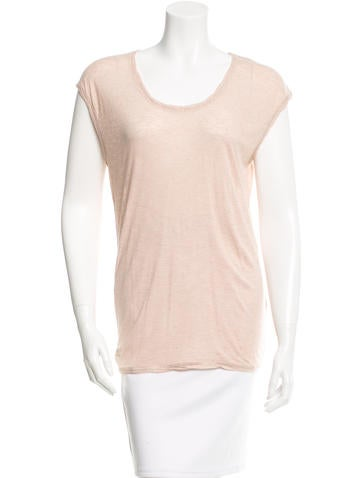 Zadig & Voltaire Sleeveless Devoré Top w/ Tags None