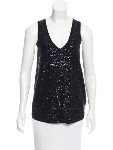Zadig & Voltaire Wool Embellished Top None