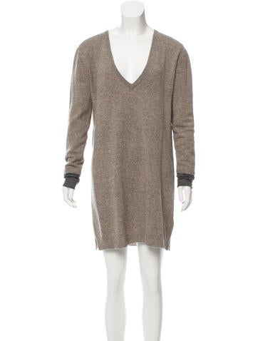 Zadig & Voltaire Cashmere Sweater Dress None