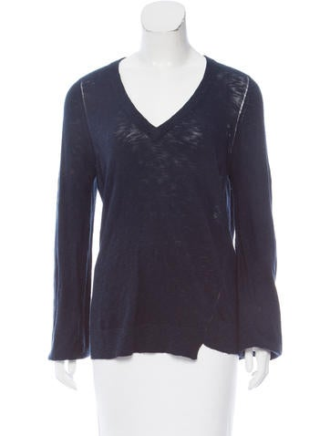 Zadig & Voltaire V-Neck Knit Sweater None