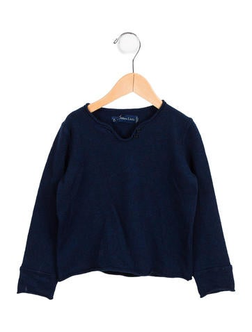 Zadig & Voltaire Girls' Wool Knit Top None