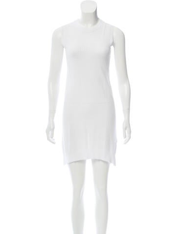Zadig & Voltaire Sleeveless Knit Dress None