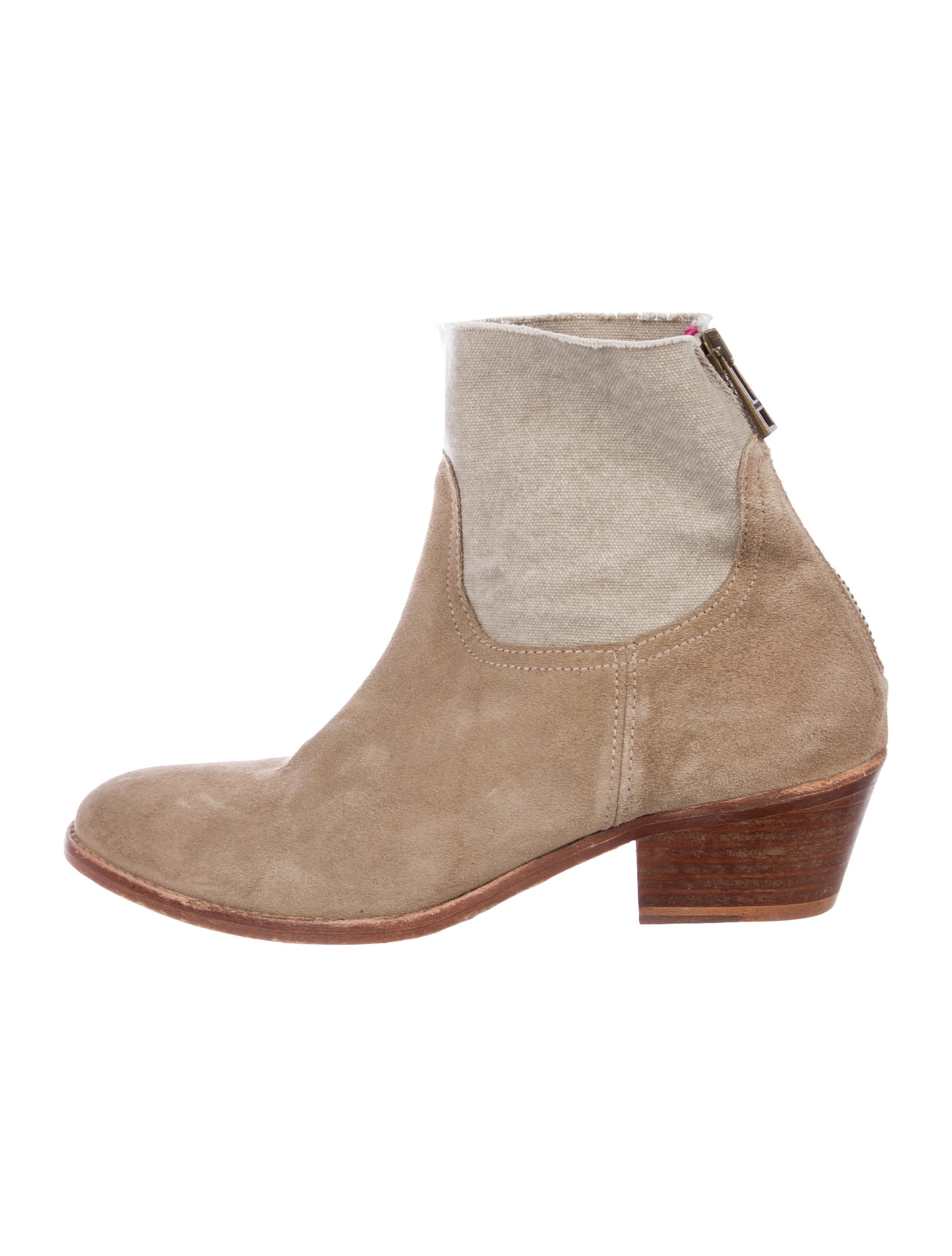 buy cheap manchester great sale Zadig & Voltaire Round-Toe Ankle Boots discount enjoy outlet for sale clearance online ebay hjScRZeqXD