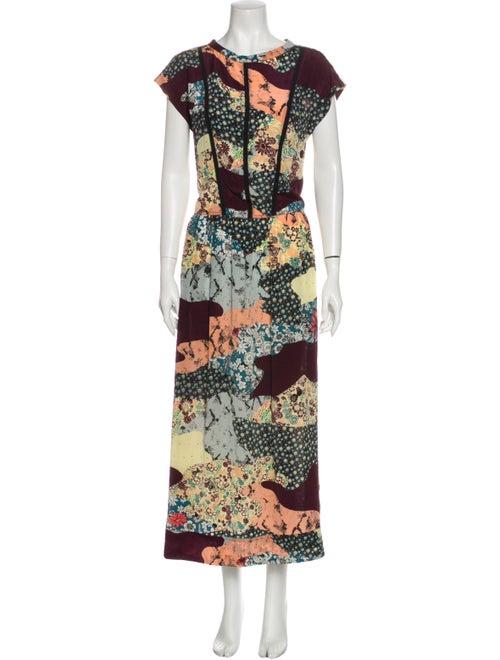 Zadig & Voltaire Silk Long Dress
