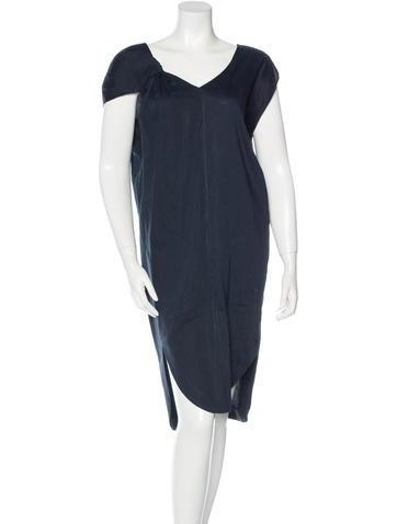 Zero + Maria Cornejo Casual Midi dress