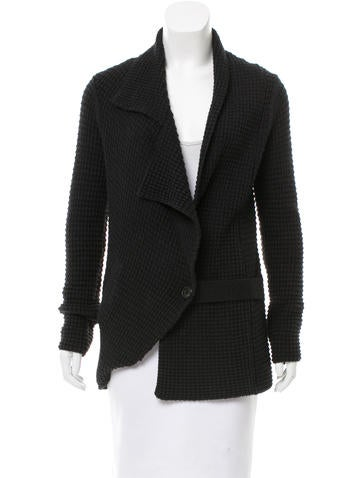 Zero + Maria Cornejo Wool Knit Cardigan w/ Tags None