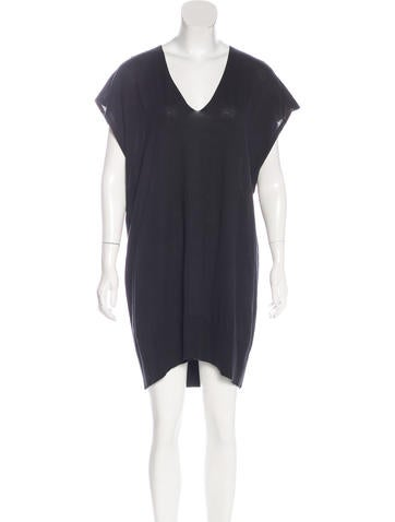 Zero + Maria Cornejo Knit Shift Dress None