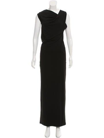 Zero + Maria Cornejo Sleeveless Maxi Dress None