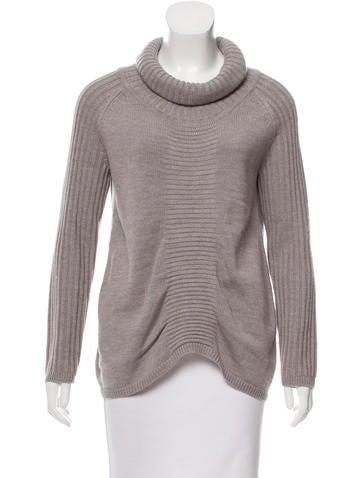 Zero + Maria Cornejo Wool Knit Sweater None