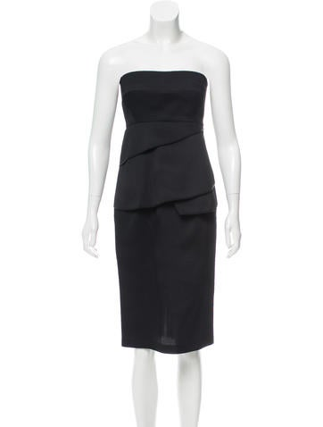 Zero + Maria Cornejo Lykke Virgin Wool Dress w/ Tags None