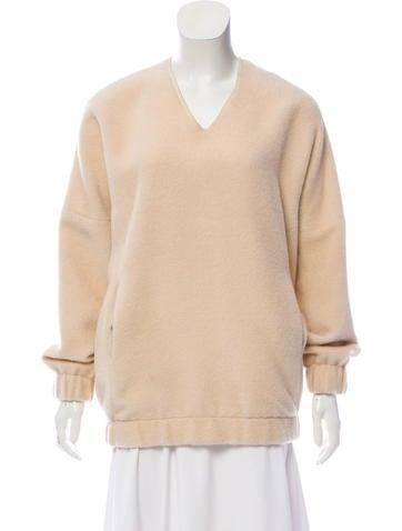 Zero + Maria Cornejo Long Sleeve Knit Top None