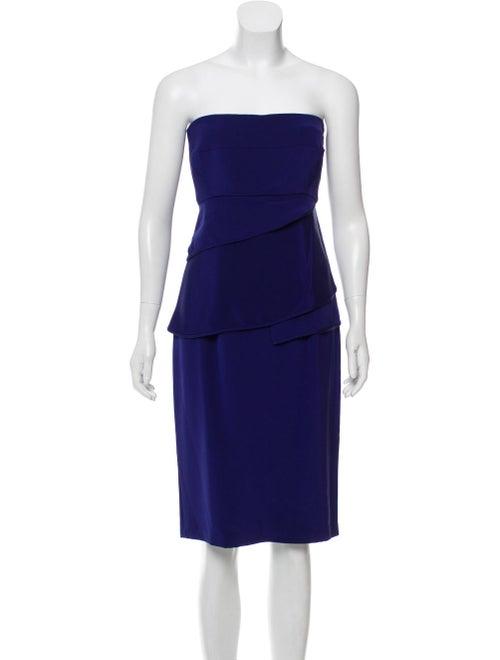 Zero + Maria Cornejo Lykke Strapless Dress w/ Tags