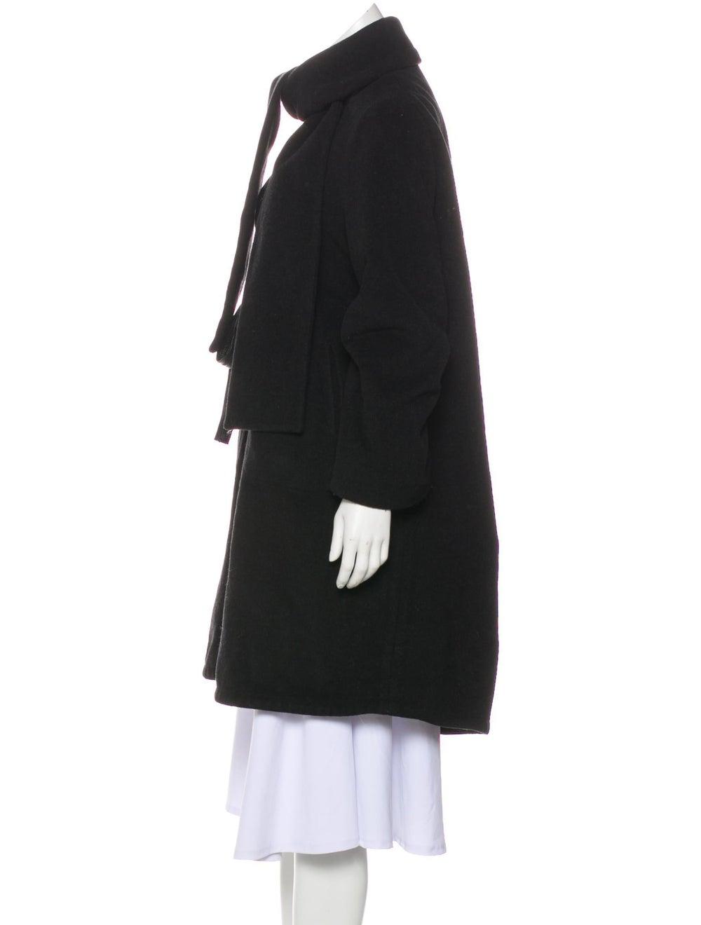 Zero + Maria Cornejo Wool Belted Coat wool - image 2