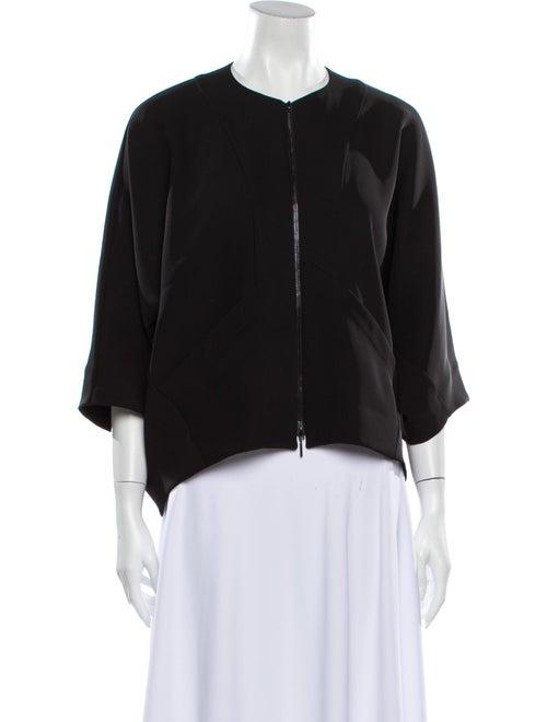 Zero + Maria Cornejo Evening Jacket Black