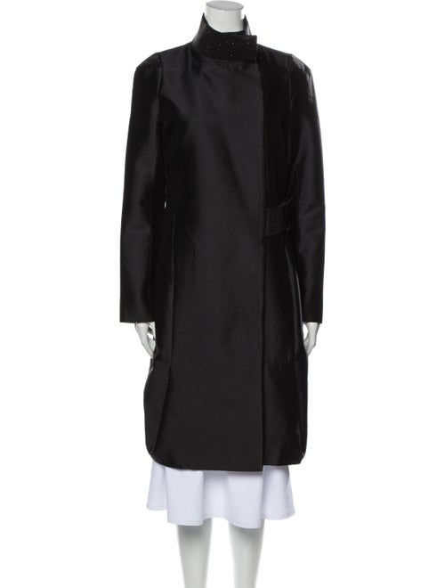Zero + Maria Cornejo Wool Coat Wool