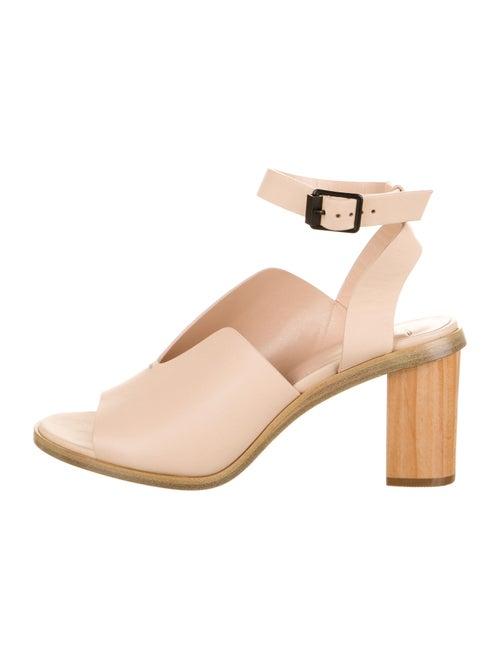 Zero + Maria Cornejo Leather Sandals