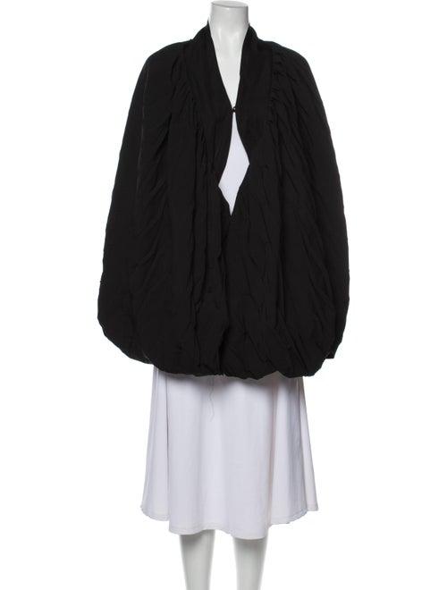 Zero + Maria Cornejo Coat Black