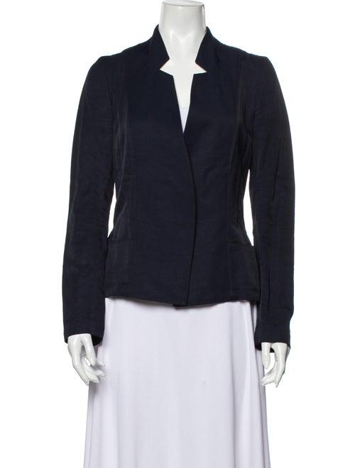 Zero + Maria Cornejo Jacket Blue